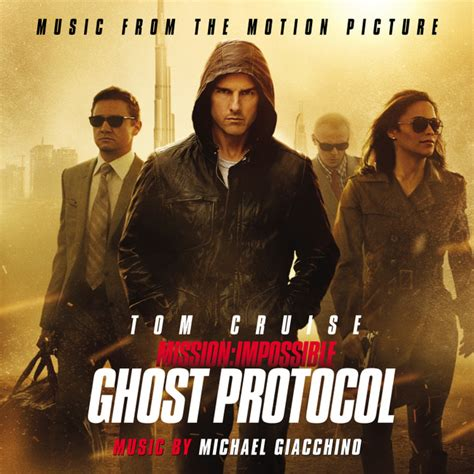 film ghost music mission impossible ghost protocol soundtrack details