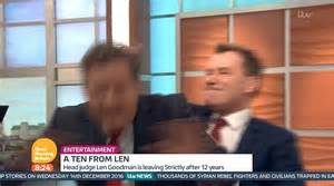 clarkson punches piers piers gets punched by richard arnold on