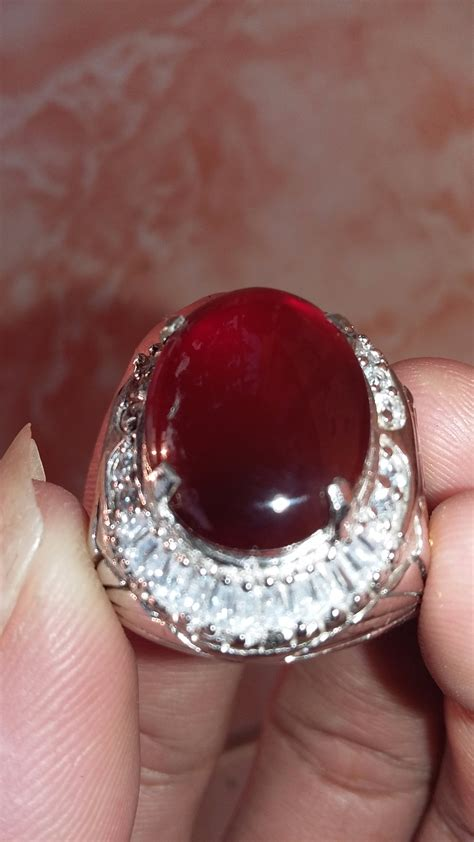 Batu Akik Kalsedon Pacitan Cho13 jual batu akik khas pacitan jenis kalsedon merah baron