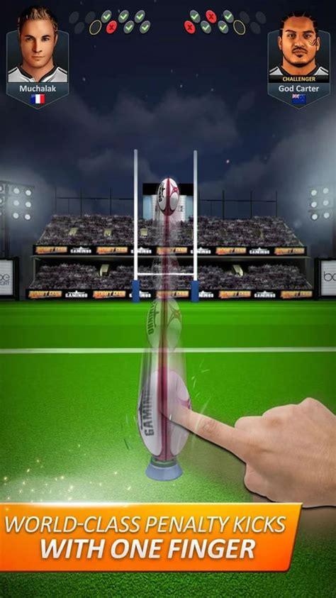 Kickers Legend 3d rugby kicker world challenge v0 6 2 23 android apk indir