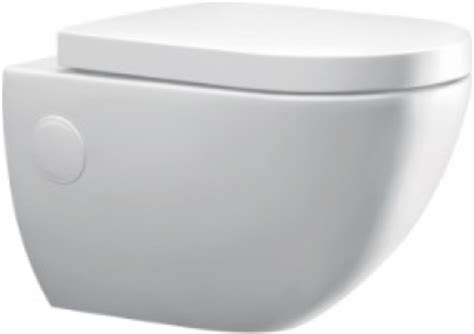Wall Mounted European Water Closet by Buildmantra Cera Croma Series Wall Hung Snow White