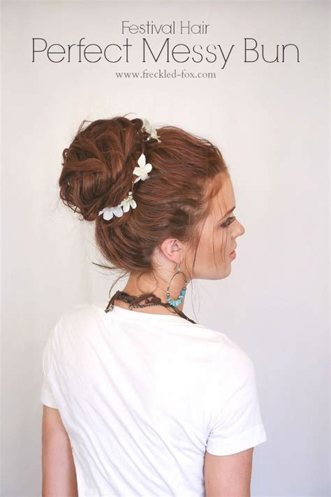 how to put the worlds greatest hair buns with braids top 25 messy hair bun tutorials perfect for those lazy