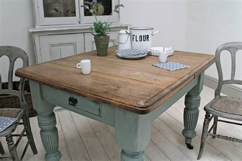 distressed kitchen table distressed antique farmhouse kitchen table by distressed