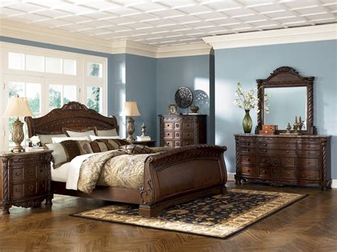 north shore furniture bedroom north shore sleigh bedroom set sale