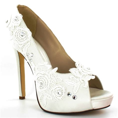 Bridal Shoes by 45 Some Top Level Wedding Shoes For Brides