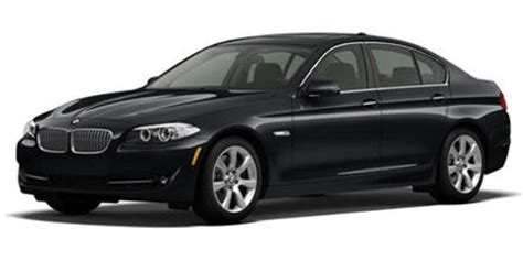 2012 bmw 5 series overview cargurus