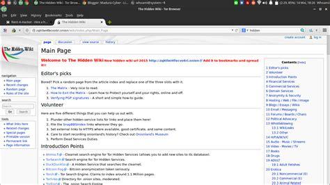 secret wiki web link idwr