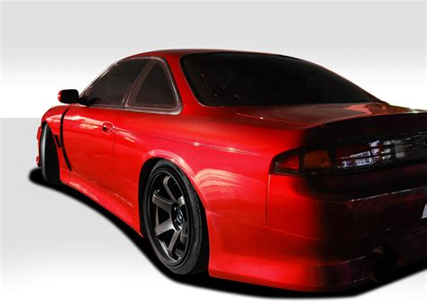 nissan 240sx widebody welcome to extreme dimensions inventory item 1995