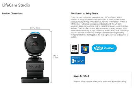 Microsoft Lifecam Studio Q2f 00017 microsoft q2f 00017 lifecam studio q2f 00017 centre best pc hardware prices
