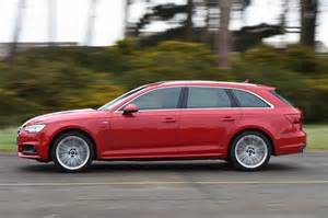 new audi a4 avant estate pictures carbuyer