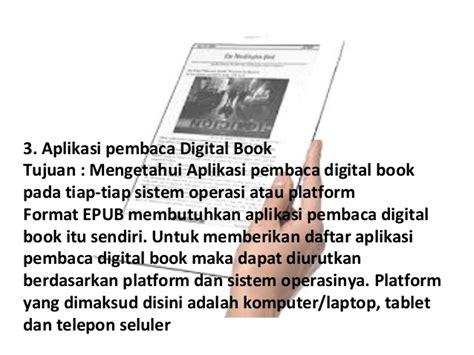 3 jenis format buku digital serta perangkat lunak simulasi digital kelas x e book 1