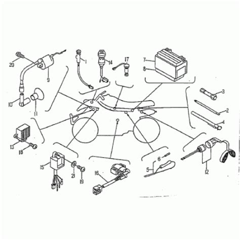 kasea skyhawk 90 parts wiring diagrams wiring diagram