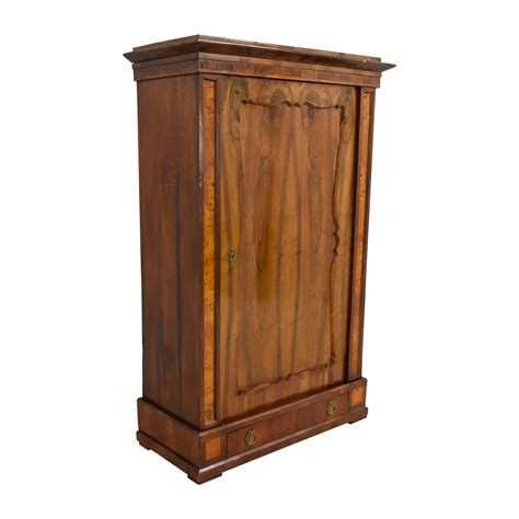 armoire coat closet 79 off abc carpet and home abc carpet and home wood