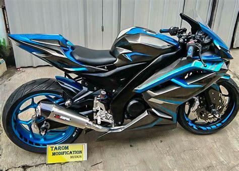 Gambar Motor Modifikasi Vixion by Modifikasi Yamaha Vixion Berubah Menjadi Cbr250rr