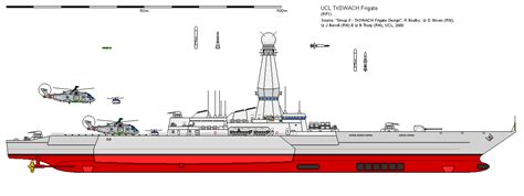 trimaran warship design ship profiles