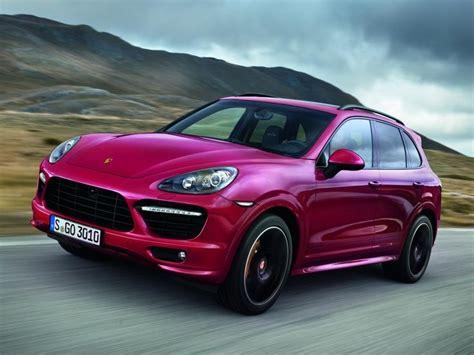 Porsche Cayenne Pink by Pink Porsche Cayenne Carflash Fightbreastcancer Pink