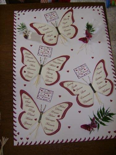 plan de table papillon temas f 243 runs o nosso casamento