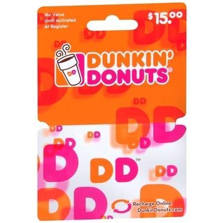 Dunkin Donuts Gift Card Amount - best dunkin donuts gift card amount noahsgiftcard