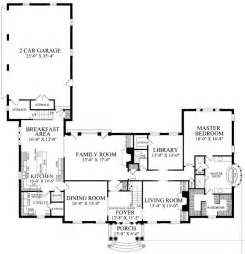 southern plantation floor plans plantation southern house plan 86209