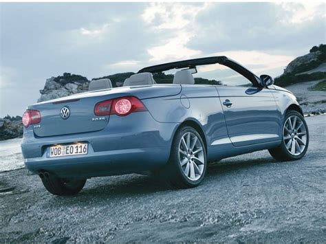 volkswagen eos review prices specs