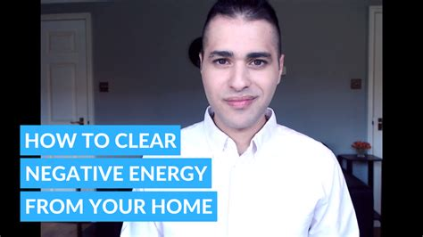 how to clear bad energy george lizos be your own guru