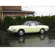 Cohort Outtake Fiat 850 Sports Racer By Bertone