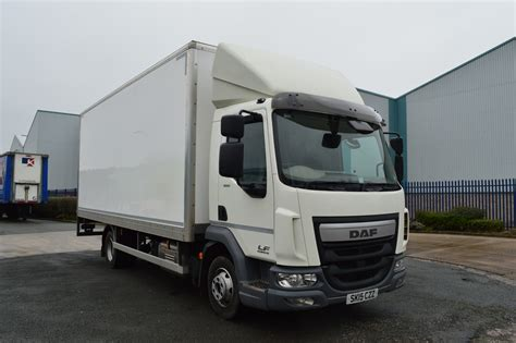 10 box truck for sale 7 5 tonne daf lf 180 box truck for sale sk15czz mv