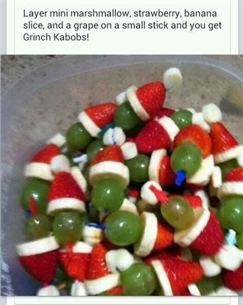 26 easy and adorable diy ideas for christmas treats strawberry banana xmas and grinch