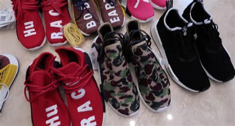 pharrell  bape  adidas nmd human race