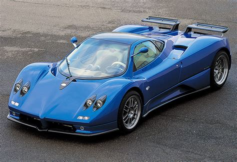 pagani zonda gold pagani makes another one off car the color isn t for