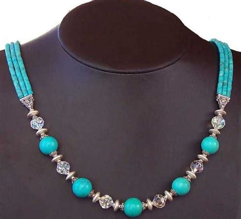 bead jewelry ideas beaded necklace designs with a focal bead gallery of our