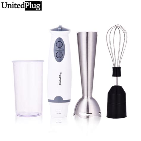 Blender Airlux 3 In 1 unitedplug 3 in 1 electric food blender mixer set kitchen thermomix detachable blender