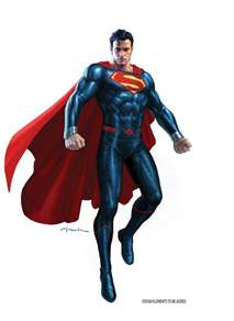 tyler hoechlin superman tv costume compared dc movies amp comics