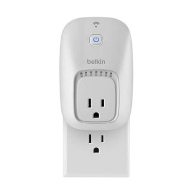 Sellery 19 372 Wall Plugs wemo home automation