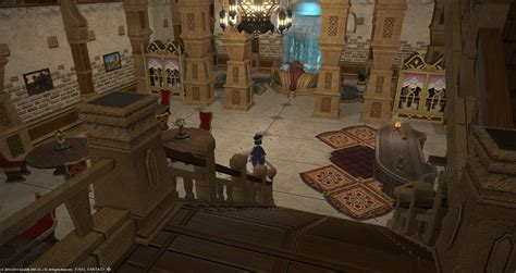 Ffxiv Furniture by A Tank And A Healer March 2014