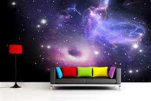 galaxy wallpaper wall mural hiconsumption