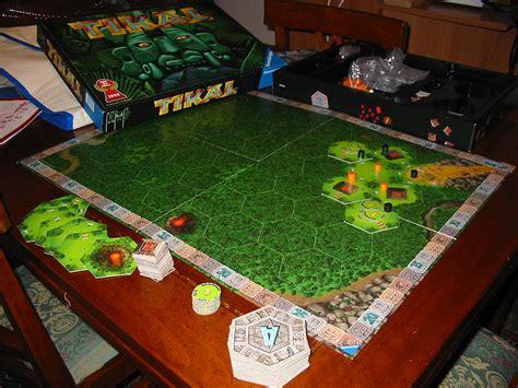 giochi da tavol tikal gioco da tavolo