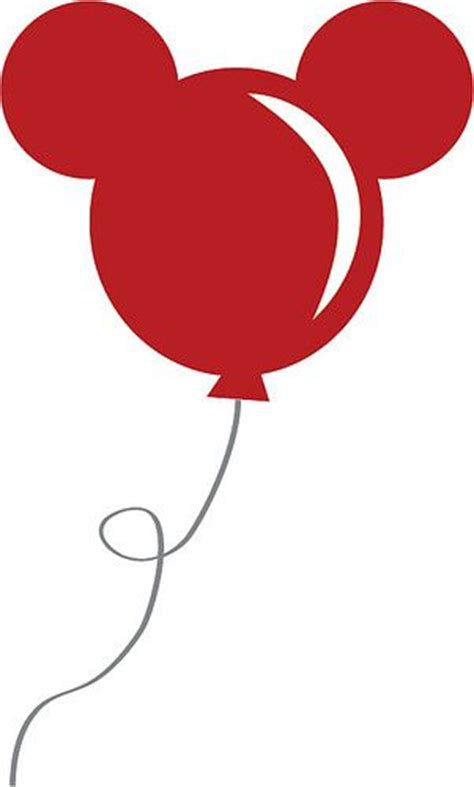 Balon Happy Birthday Mickey Mouse 22094 mickey balloon the craft chop svgs the craft chop