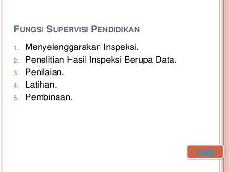Supervisi Pendidikan 1 supervisi pendidikan
