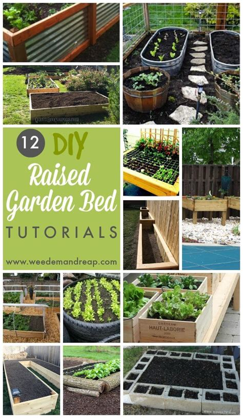 raised bed gardening a diy guide to raised bed gardening books 12 raised garden bed tutorials