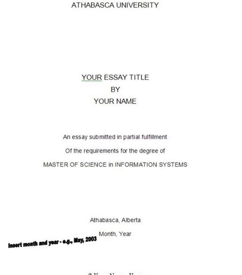 how to write a cover page for a paper research paper on basketball dissertation essay