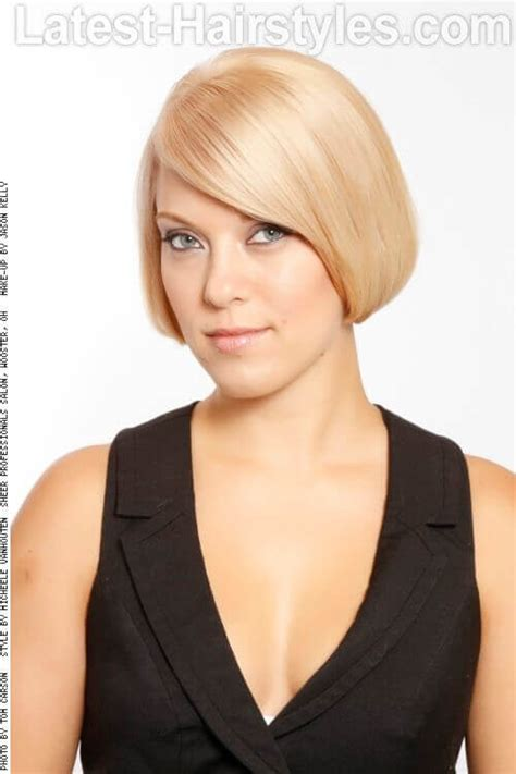 short beveled hairstyles beveled bob haircut pictures hairstylegalleries com