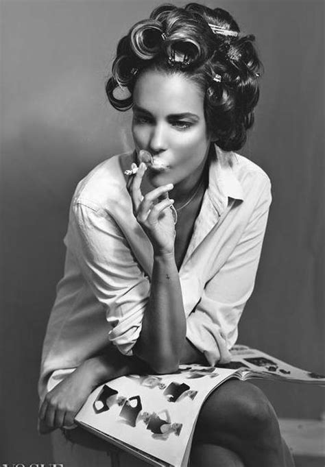 smoking in curlers 17 best images about dippity do on pinterest women