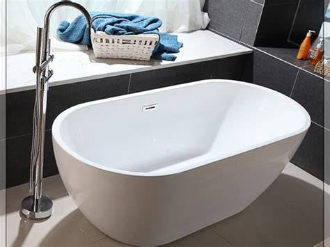 Narrow Bathtub by Narrow Freestanding Bathtub