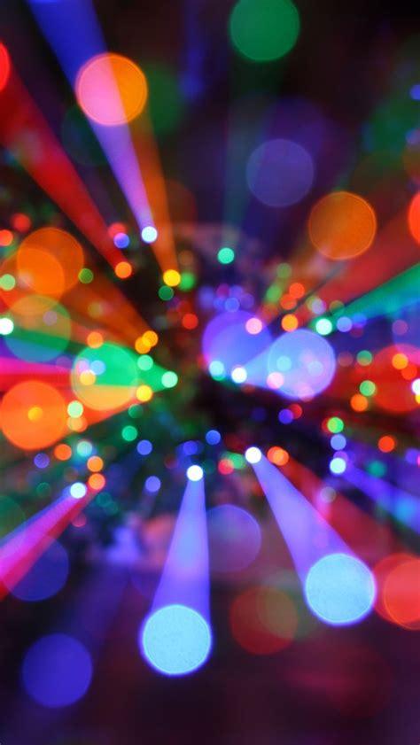 glitter sparkle glow christmas lights iphone