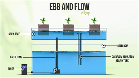 ebb and flow table homemade hydroponic systems diagram homemade ftempo