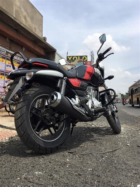 Mba Rear End by Bajaj V15 Complete Details Out Prices Revealed Launch