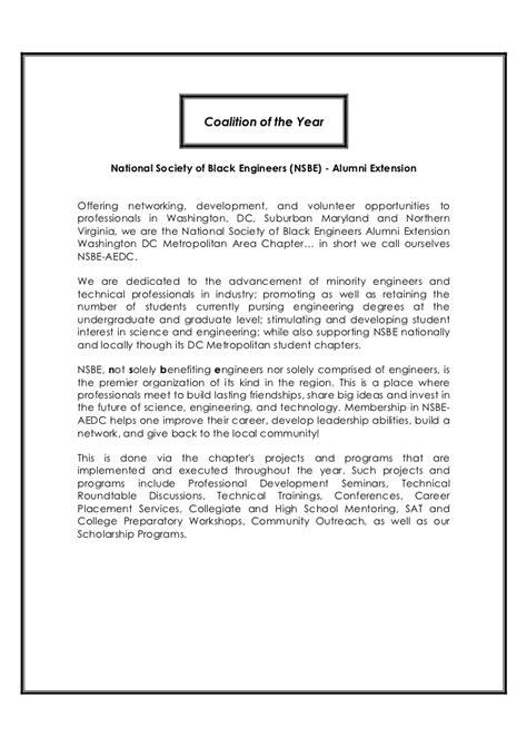 National Association Of Asian Mba by 2011 Nbmbaa Dc Scholarship Awards Gala Program