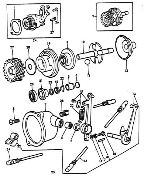 8n ford tractor parts diagram ford 9n 2n 8n tractor information antique tractor