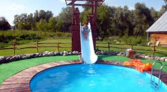 Backyard Slides For Sale home swimming pool slides pool design ideas